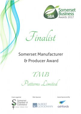 SBA 2017 Finalist